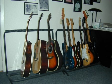 Guitars in the Lobby